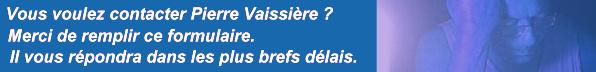 contacter Pierre C.J. Vaissière