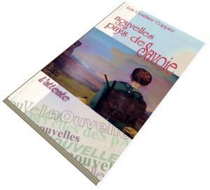 nouvelles des pays de Savoie Marie Louise Coppier Gonthier - Maquette de Pierre C.J. VAISSIERE