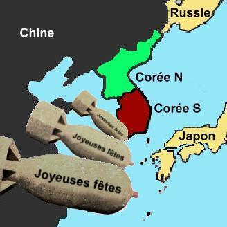 Corée - Pays du matin calme