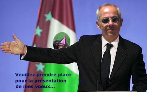 Voeux officiels 2011 de Pierre C.J. Vaissiere - 3