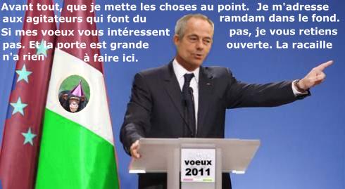 Voeux officiels 2011 de Pierre C.J. Vaissiere - 4