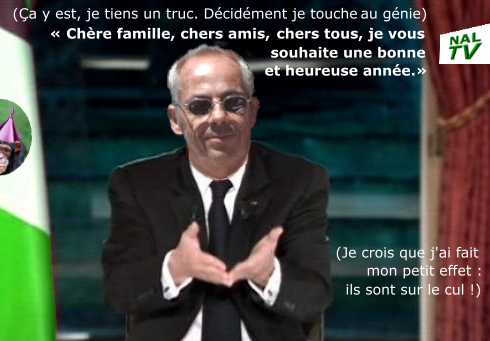 Voeux officiels 2011 de Pierre C.J. Vaissiere - 5