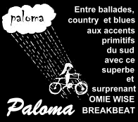 Paloma Laurent Vaissiere - country-blues