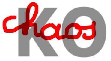 chaos KO