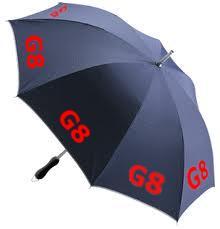 Libye et parapluie du G8