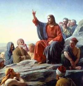 Un émissaire de Dieu expliquant aux hommes que faire de ses prototypes et de sa kyrielle de dessins